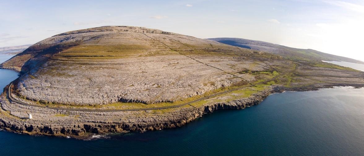 English in Irland - Grafschaft Clare - Natur und Landschaft