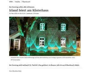 St. Patricks Day - Meerbusch - RP Online - Maerz 2019