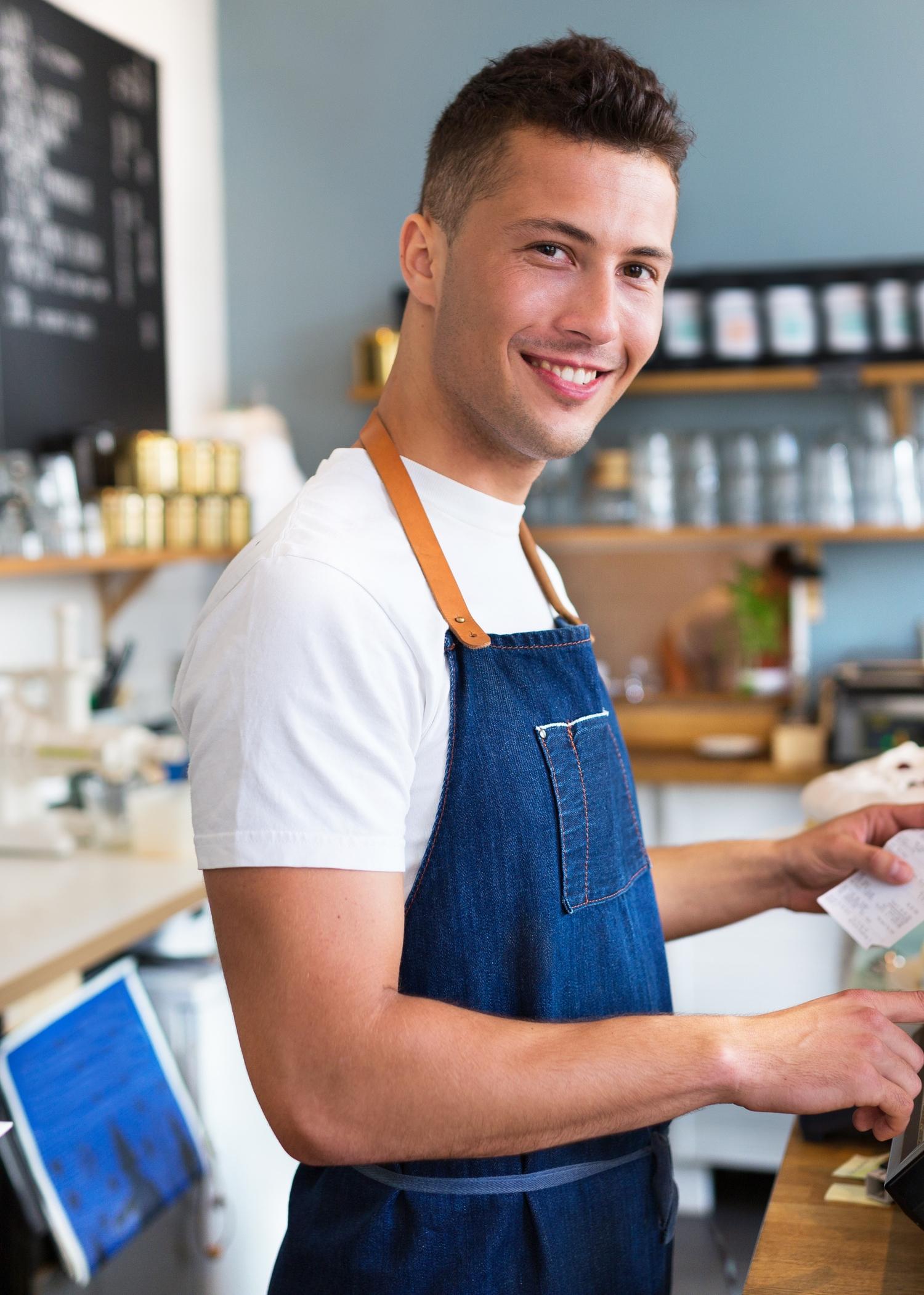 Praktikum - Englisch in Irland - Work Experince in a Cafe - Viele Kunde treffen