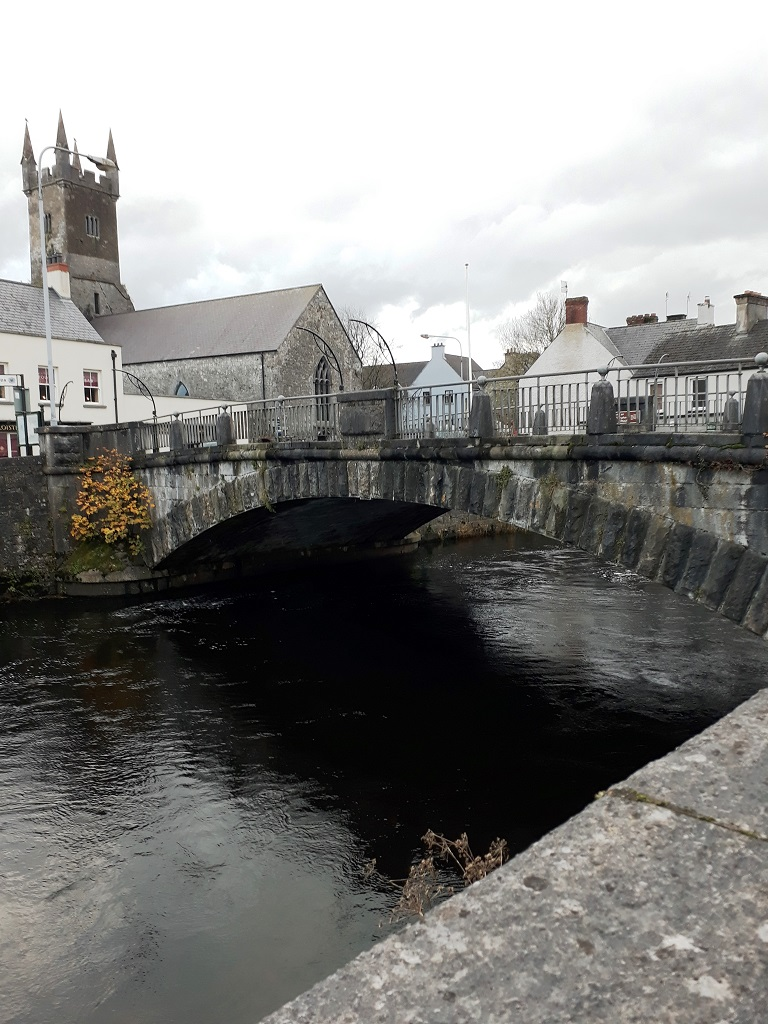 now you club bridge river fergus ennis clare