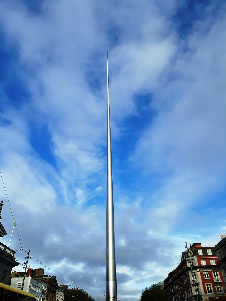 now you the spire dublin